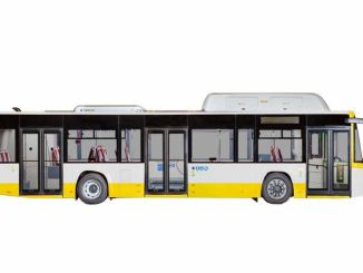Mersin residents set color for new environmentally friendly buses
