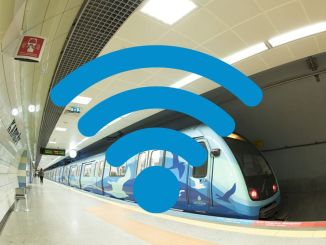 The eyes of Istanbul for free internet in metro