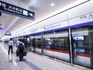 Eyni QR kodu ilə Pekin və Şanxay metrolarında səyahət etmək mümkün olacaq.
