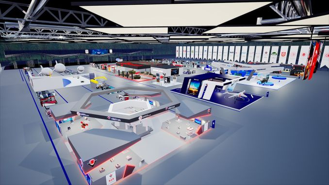 field expo virtual fair lifted the boundaries in the defense industry
