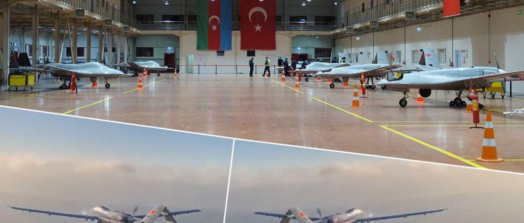מערכת ה- Satcom המשולבת של Bayraktar ביצעה טיסה