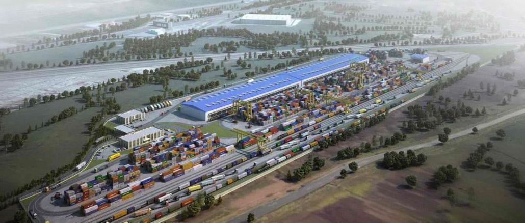 Sivas lojistik mərkəzi və dəmir yolu bağlantısı istehsalı tenderinin nəticəsi