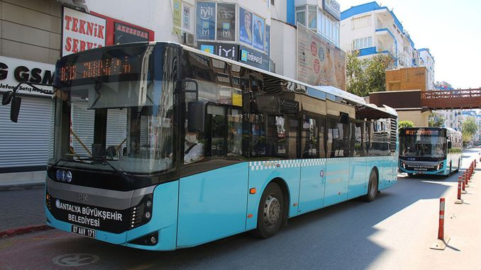 for public transport on street restriction or even vehicle