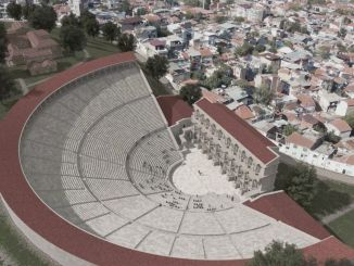 Soyerin Smyrna Ancient Theatre Vysvětlení World Press