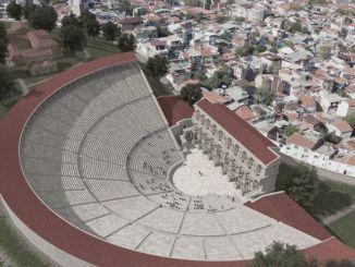 Explication du théâtre antique Soyerin Smyrna World Press