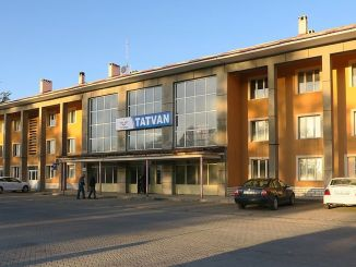 The preparation of the application projects of Tatvan station building is the result of the tender.