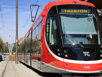 The tender of the trabzon transportation master plan was made.