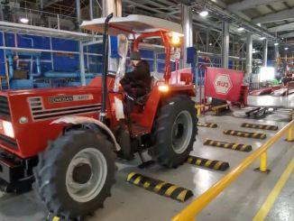 tumosan engine and tractor industry asde partial division