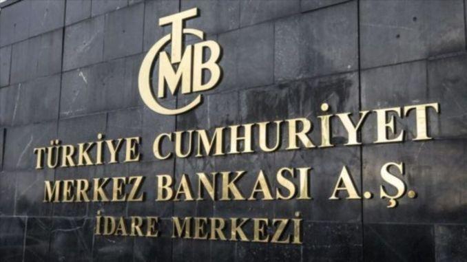 teknisi bank sentral republik kalkun akan