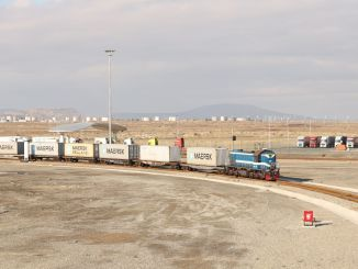The railway line will become an important transition of silk turkey and logistics center