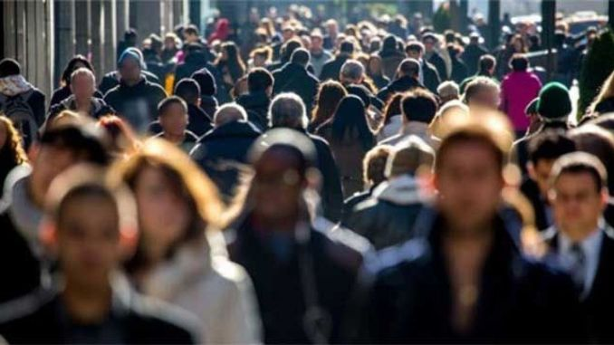 The number of registered unemployed number working in the gecti turkiyede