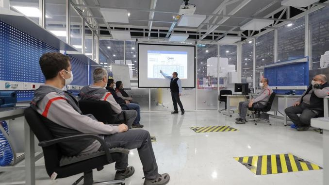 keyasas offers its employees the opportunity of application training in world standards