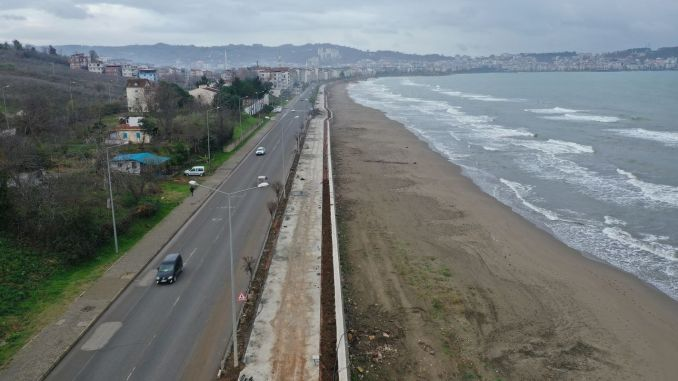 The end of the unye bicycle and running road project is approaching