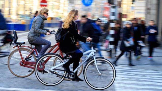 Het fietsgebruik nam toe om te beschermen tegen virussen, er traden tekortkomingen op