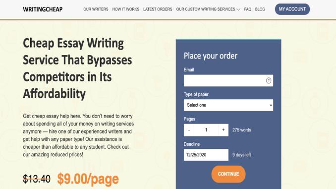 writingcheap