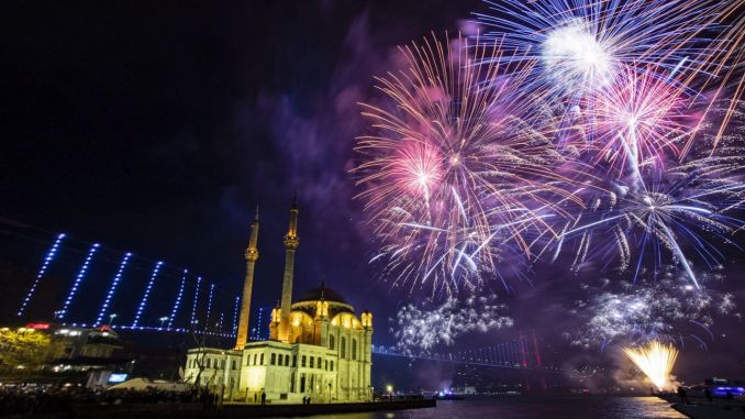 Is there a curfew on New Year's Eve? Statement of daily restrictions from the president erdogan