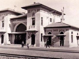 محطة أنقرة غازي