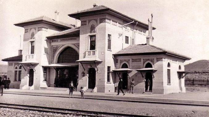Ankara Gazi station