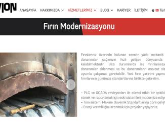 Oven Modernization