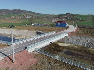 Bridge Trafige, Connecting Korfez and Derince Districts, Was Opened