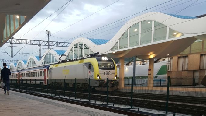 Will mainline and regional train services begin?