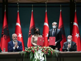 cooperation agreement with albania in the field of education