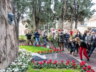 Ataturkun's mother was commemorated on the anniversary of her death, Miss Zubeyde