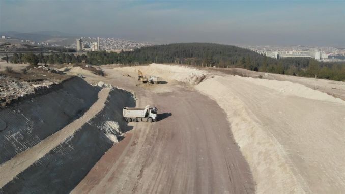 Traffic problem of Balikesir Organized Industrial Zone is solved