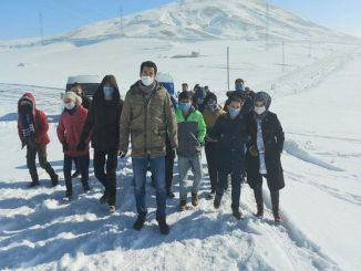 caldiran thermal ski resort season started