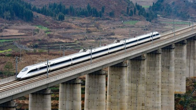 gin will increase the rail network to a thousand kilometers