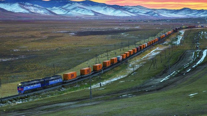 cin avrupa tren seferleri salgin dinlemedi yuzde artti