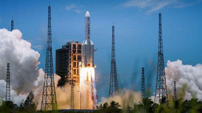 Entwickelte Tonnen leichterer Sauerstoff-Motoren für Gin Space-Arbeiten