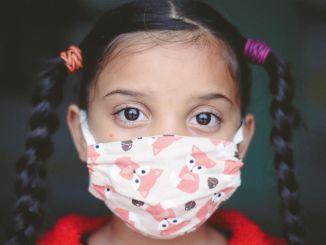 Aufmerksamkeit für verschiedene Krankheiten bei Kindern mit Covid