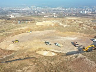 elazig intercity bus terminal construction work started