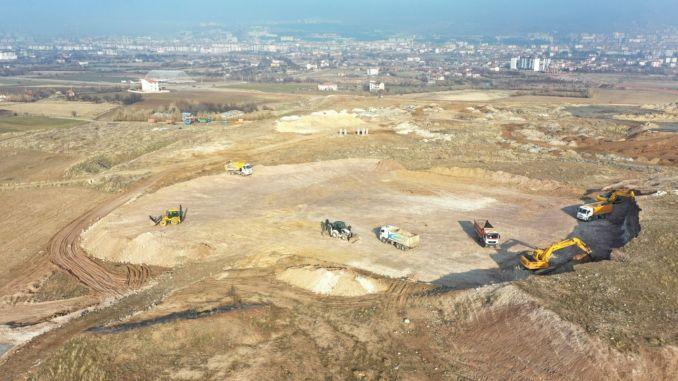 elazig intercity bus terminal construction work started