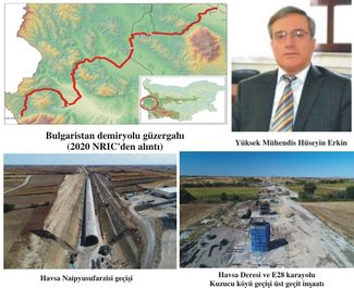 ringed kapikule high speed train line will destroy million square meters of agricultural land