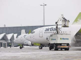 air and tempering business services partner airbaltic full marks on covid measures