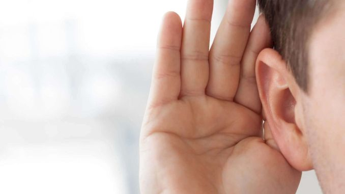 Early diagnosis of hearing loss is important