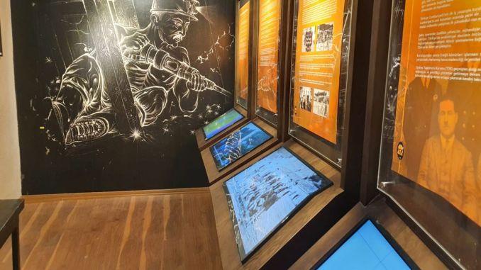 Black Diamond Mine Martyrs Museum Opened