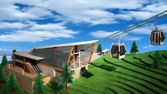 Kartepe cable car project will bring prestige to the district