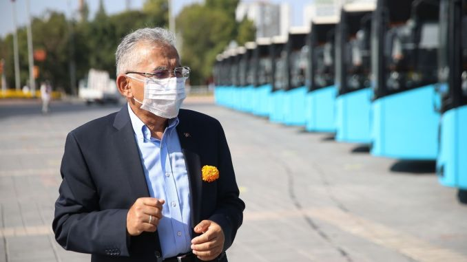Kayseri Ulasim as opened to the world with carbon transparency project