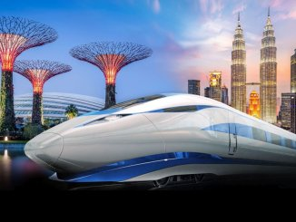 malaysia singapore fast train project canceled