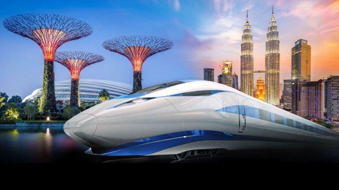 malaysia singapore fast train project canceled