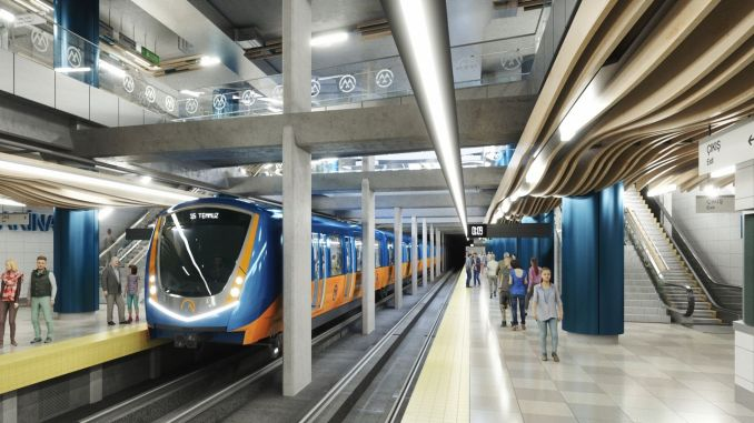 The loan to be taken for the Mersin Metro will be paid in installments.