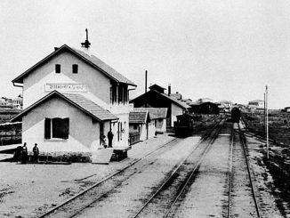 rumeli jernbaner
