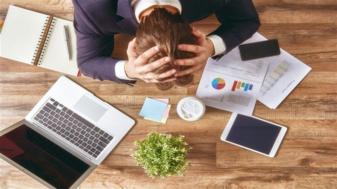 What should companies experiencing financial crisis due to the epidemic?
