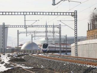 a hundred years project for Sivas high speed train
