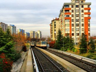 Maintenance work will be carried out on the Ankara metro lines in case of street exit restrictions