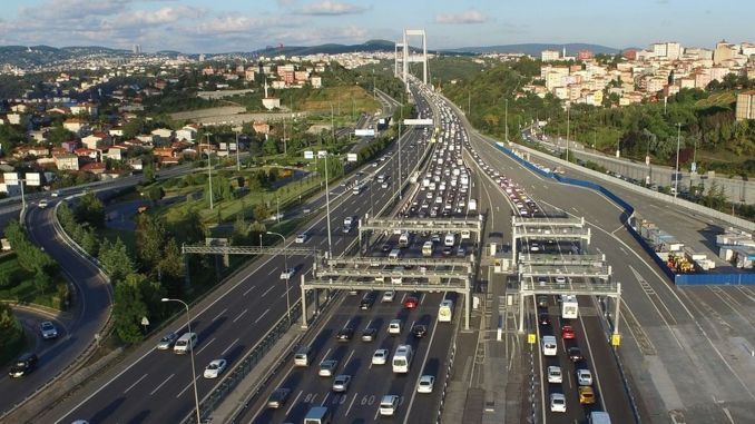the number of vehicles exceeded a million