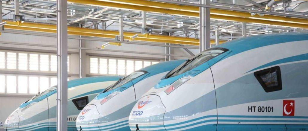 TCDD Transport teenis ka miljardeid TL väärtuses palka ja rohkem kui miljardeid dollareid